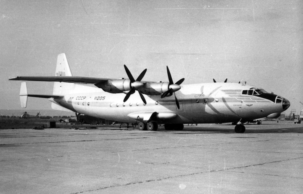 安-10民航