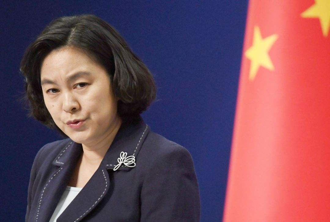 """对中国媒体""""下手"""",还要中国给交代?华春莹:美国才该给交代"""