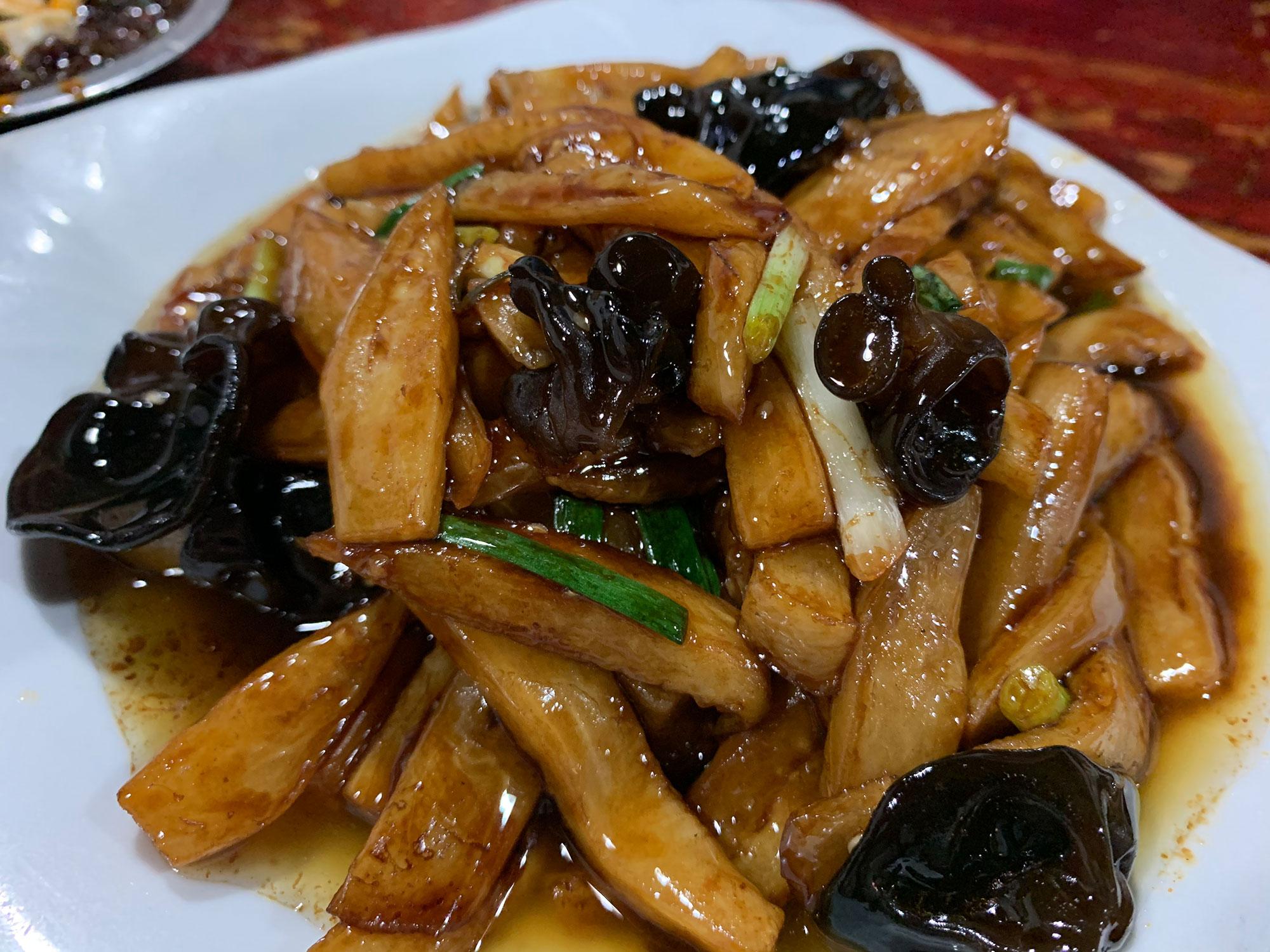 仙筑林豆花饭