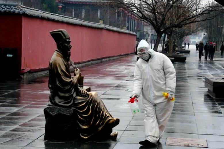 上海高校夫妻检测阳性,跑了?住西安酒店照片曝光还逛景点下馆子