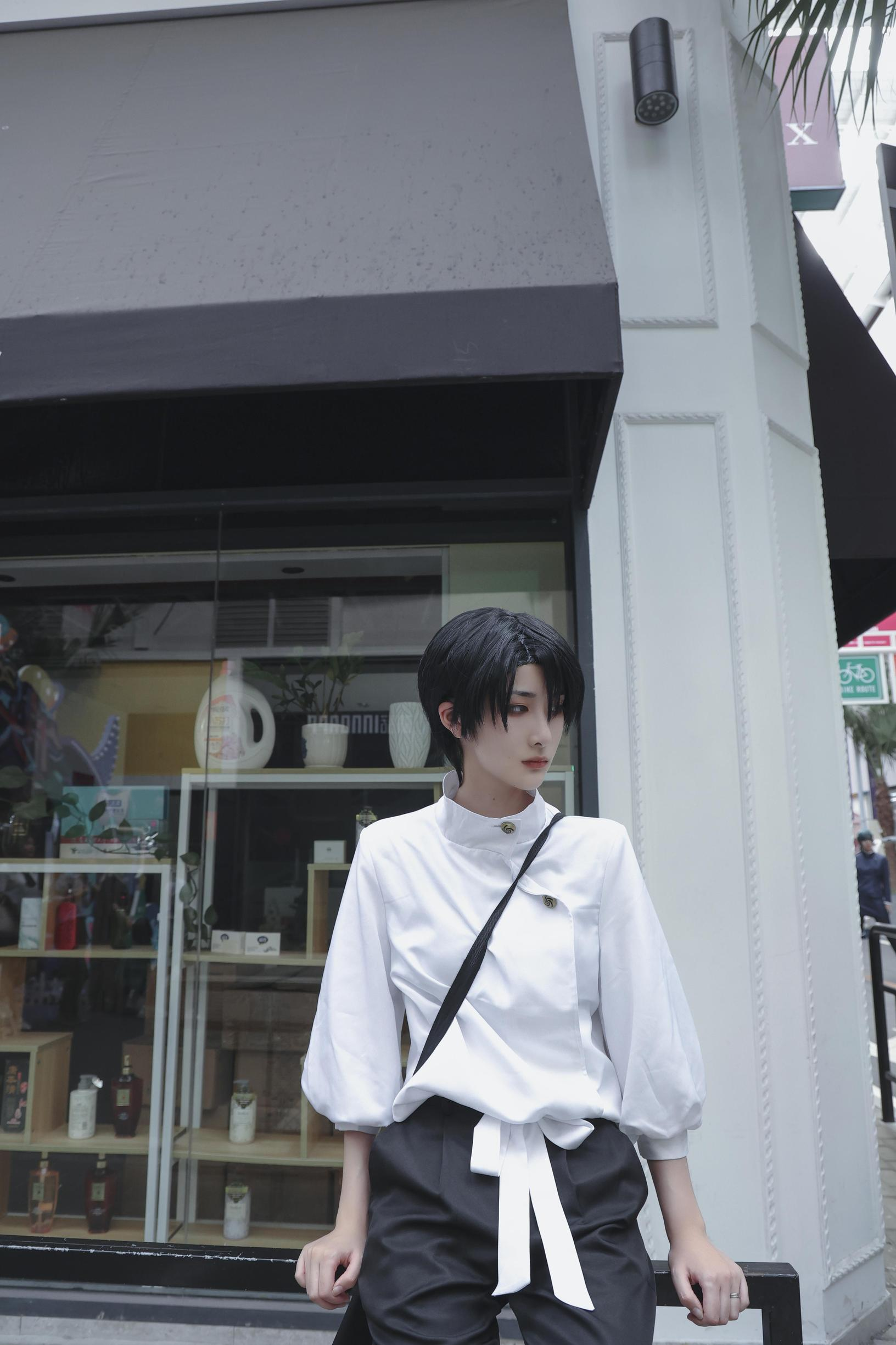 《咒术回战》漫展cosplay【CN:饺子不能吃x】-第3张