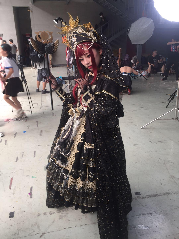 参赛者v_咎cosplay-第3张