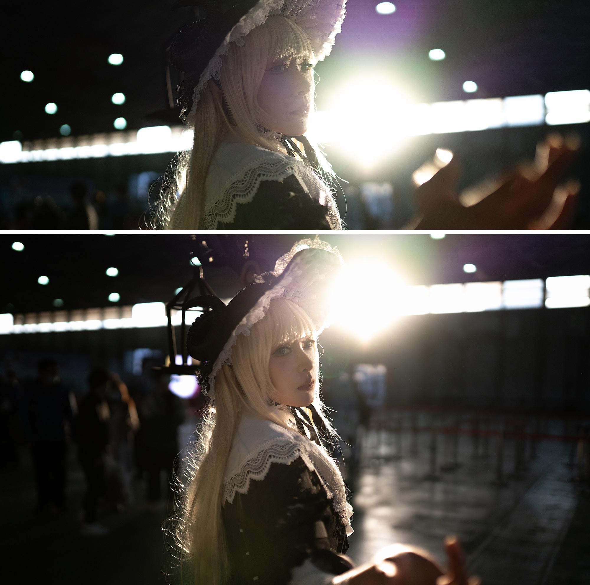 《明日方舟》漫展cosplay【CN:芸隱】-第7张