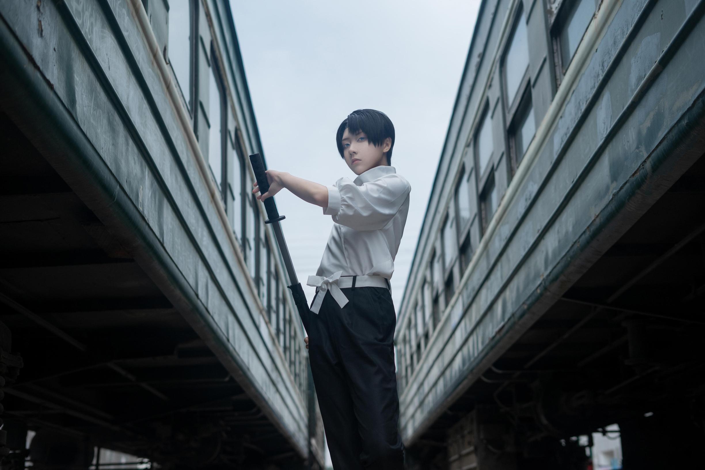 《咒术回战》正片cosplay【CN:阿鹤呀】-第5张