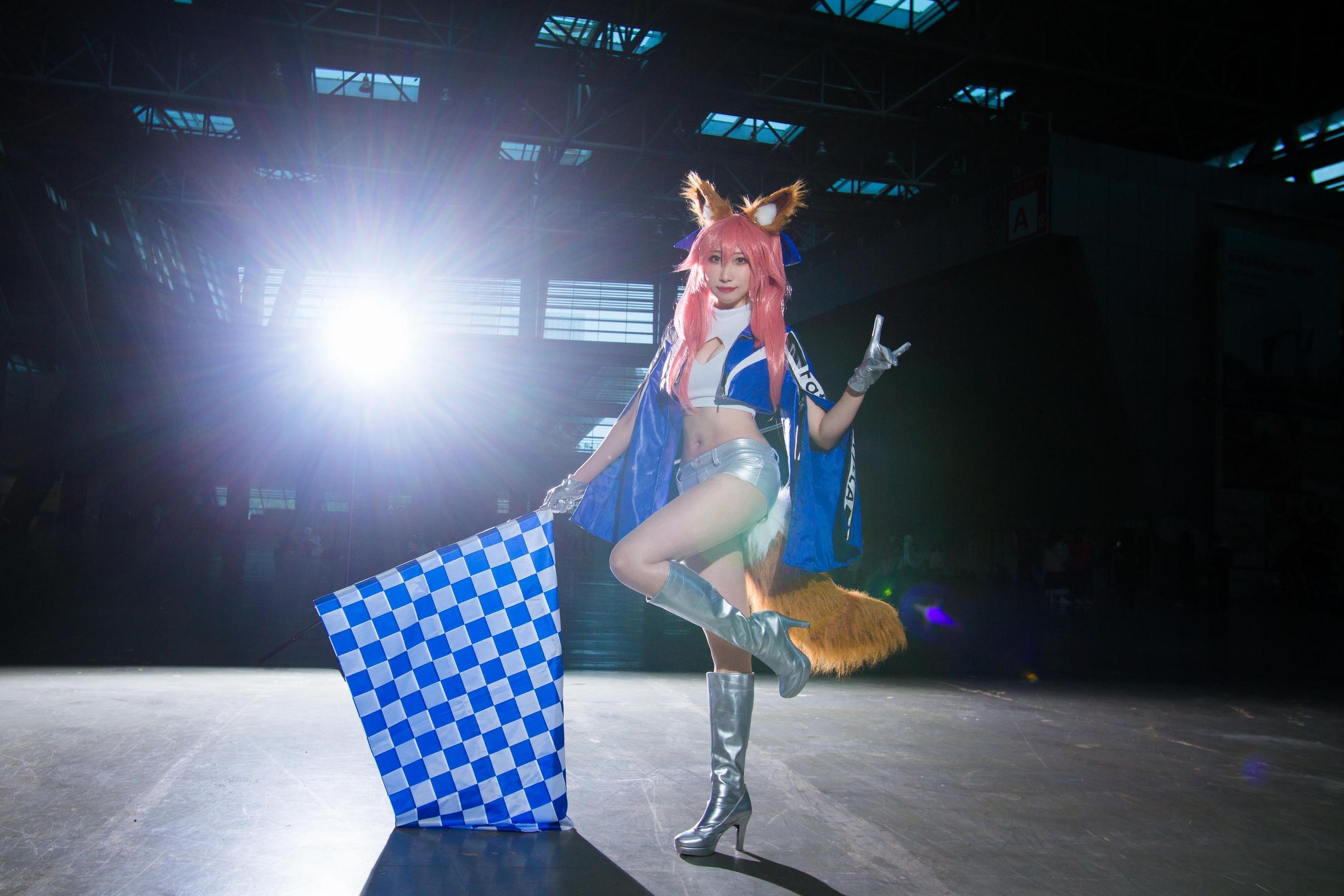 游戏cosplay【CN:景爷淡定地说】-第5张