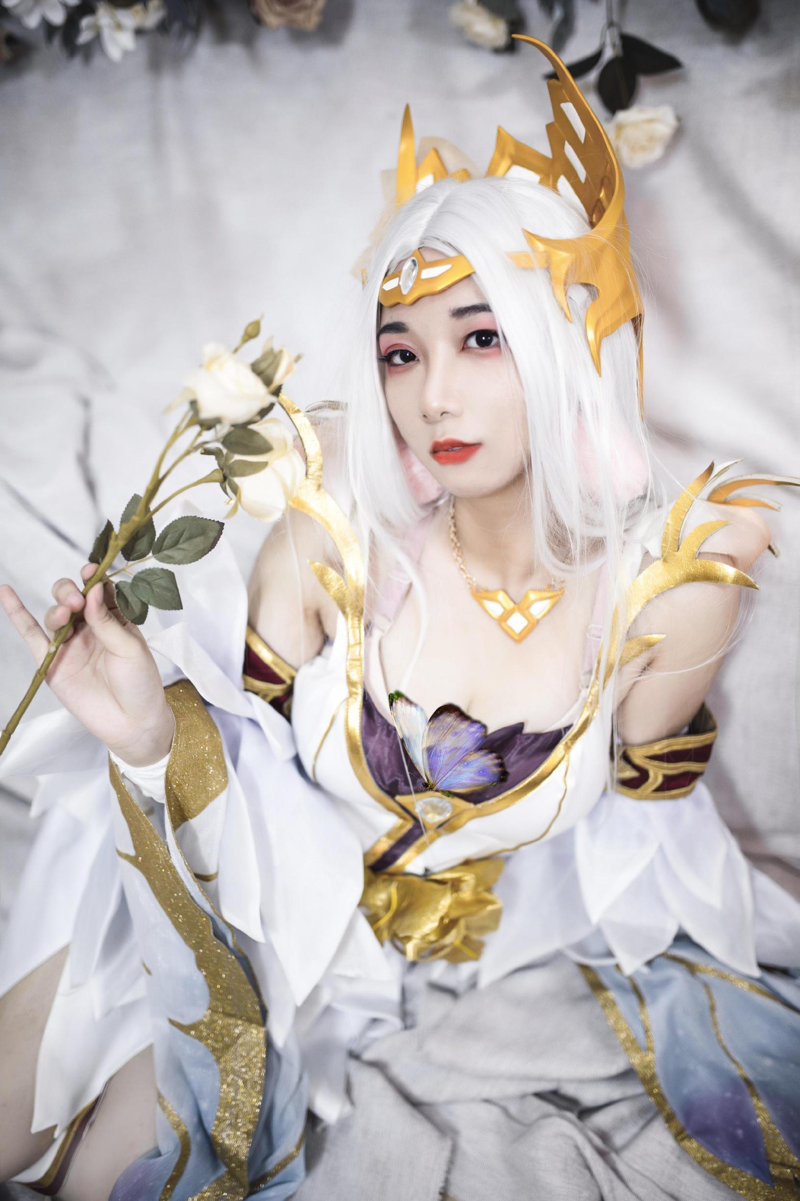 《王者荣耀》王者荣耀貂蝉cosplay【CN:阿音mew】-第6张
