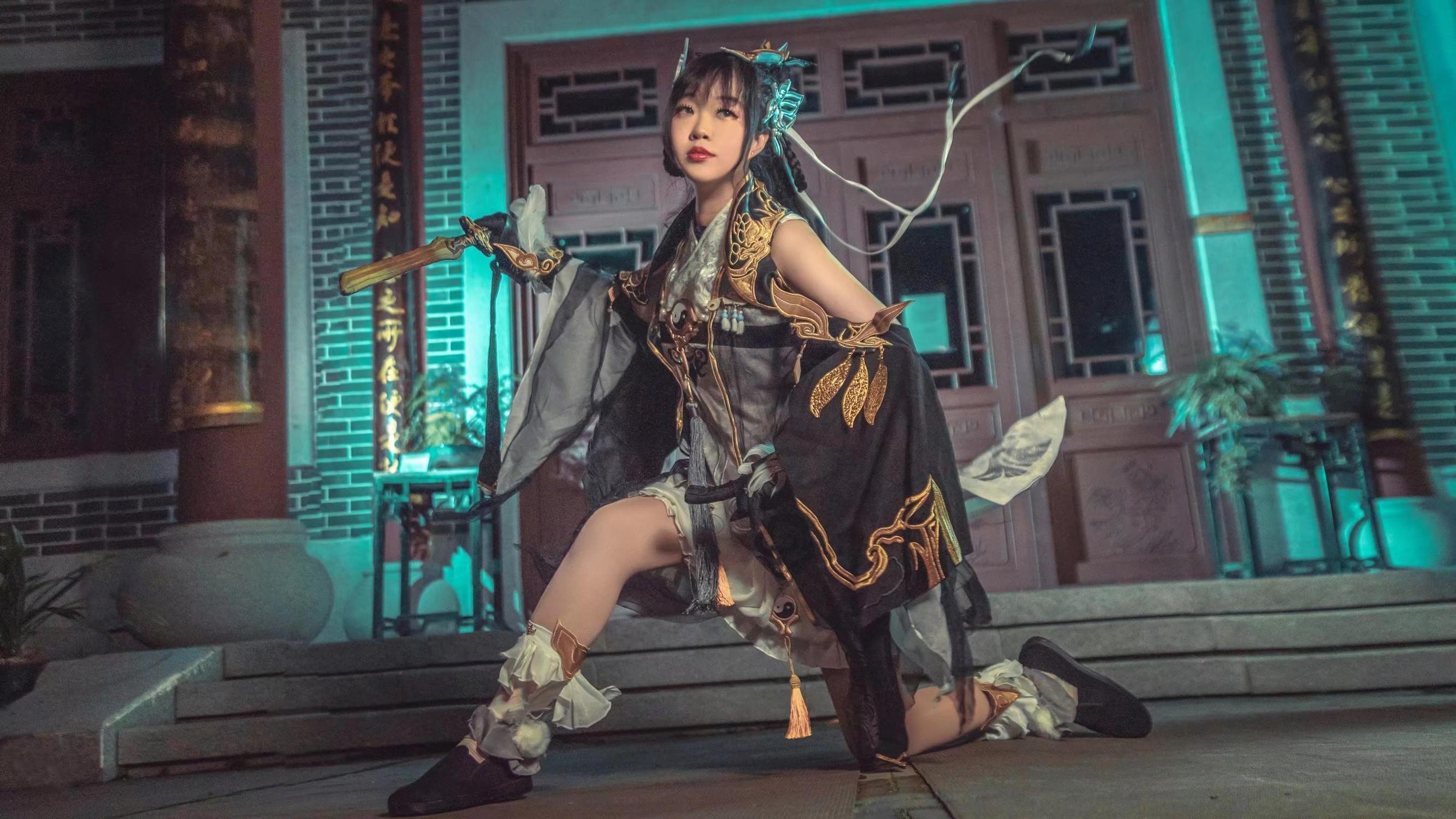 《剑侠情缘网络版叁》纯阳cosplay【CN:笃鹿鹿今年挖坑了么_】-第8张
