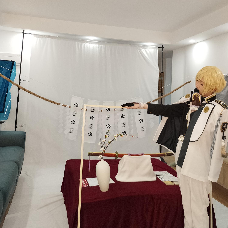 《刀剑乱舞》源氏cosplay【CN:SAIKUN】-第4张
