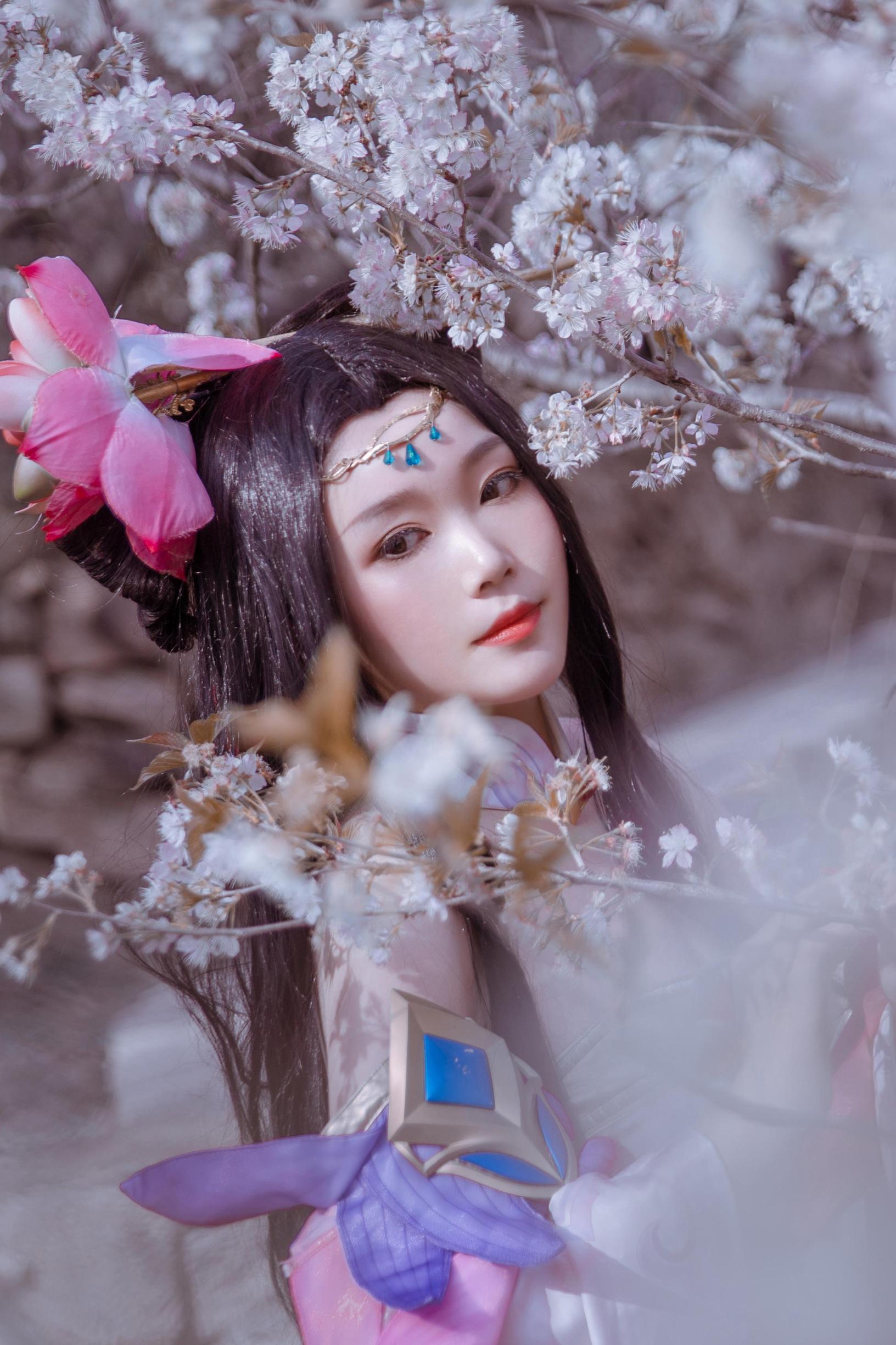 《王者荣耀》貂蝉王者荣耀cosplay【CN:香他他他】-第3张