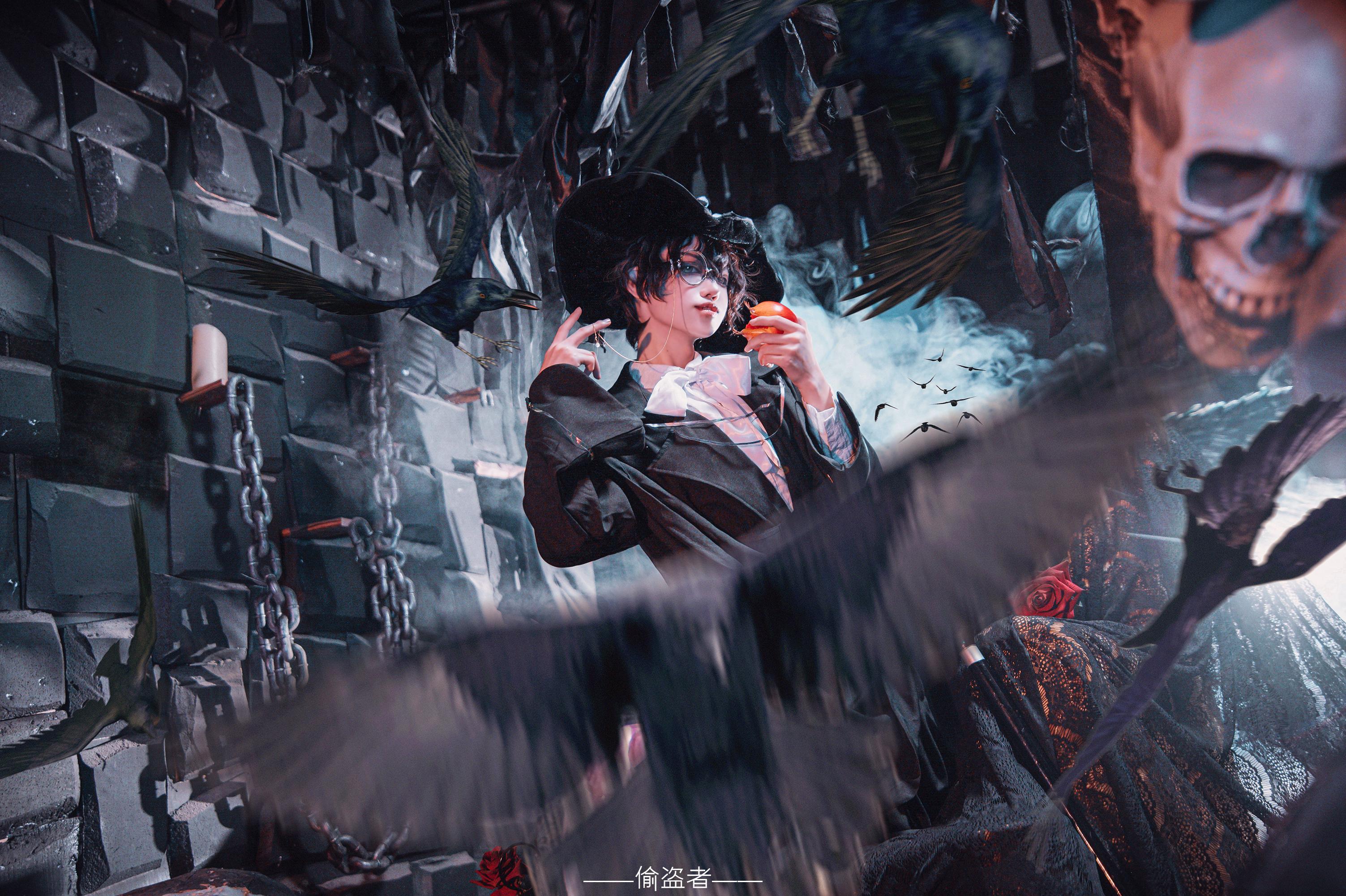 《诡秘之主》沢西cosplay-第5张