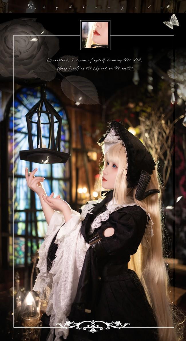 美少女cosplay【CN:樱丷花丶】-第2张