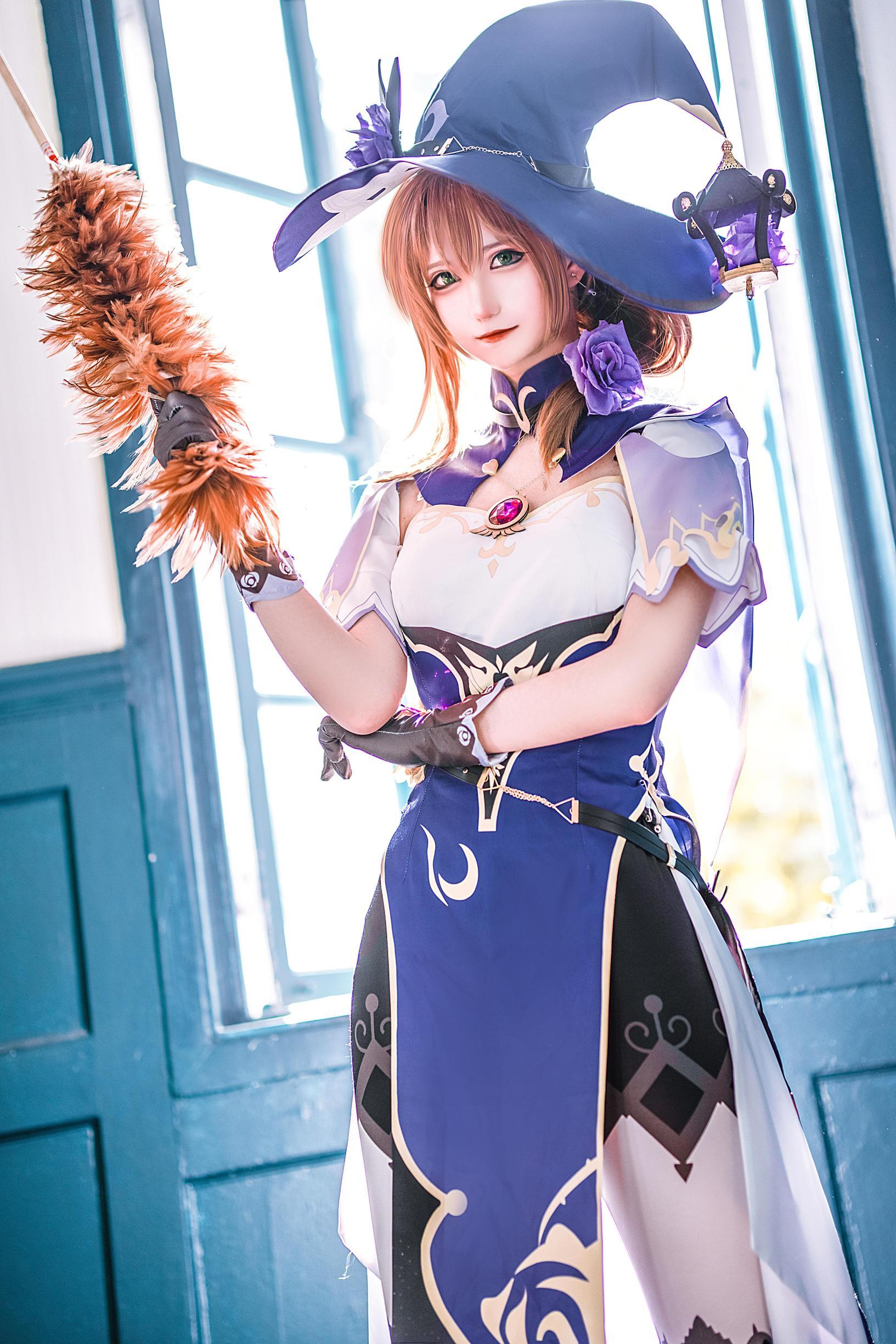 《原神》御姐cosplay【CN:南千鲤Akirui】-第3张