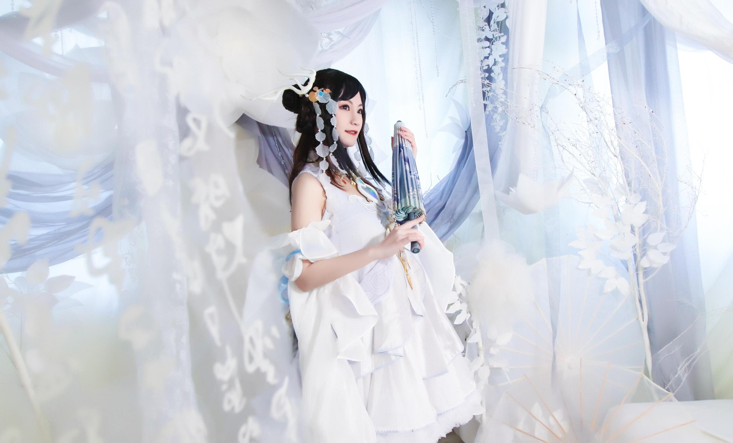 《剑侠情缘网络版叁》写真cosplay【CN:CN女帝总裁攻_wb】-第9张