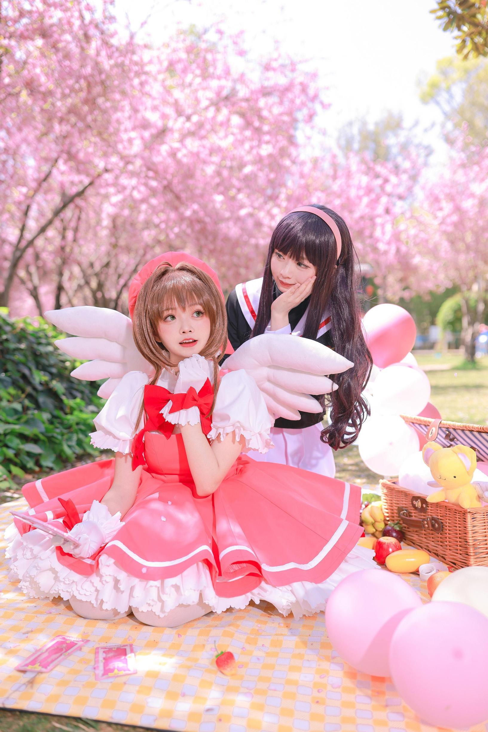 《魔卡少女樱》百变小樱cosplay【CN:萌玘】-第18张