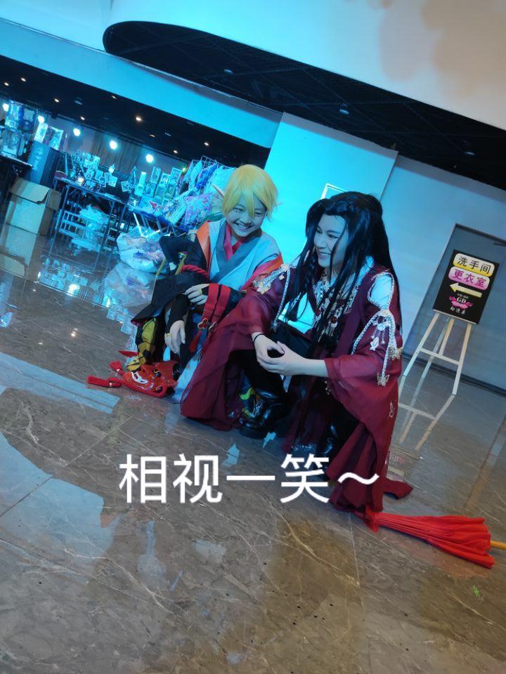 《天官赐福》漫展cosplay【CN:一只汤圆_der】 -高清cosplay图片大全插图