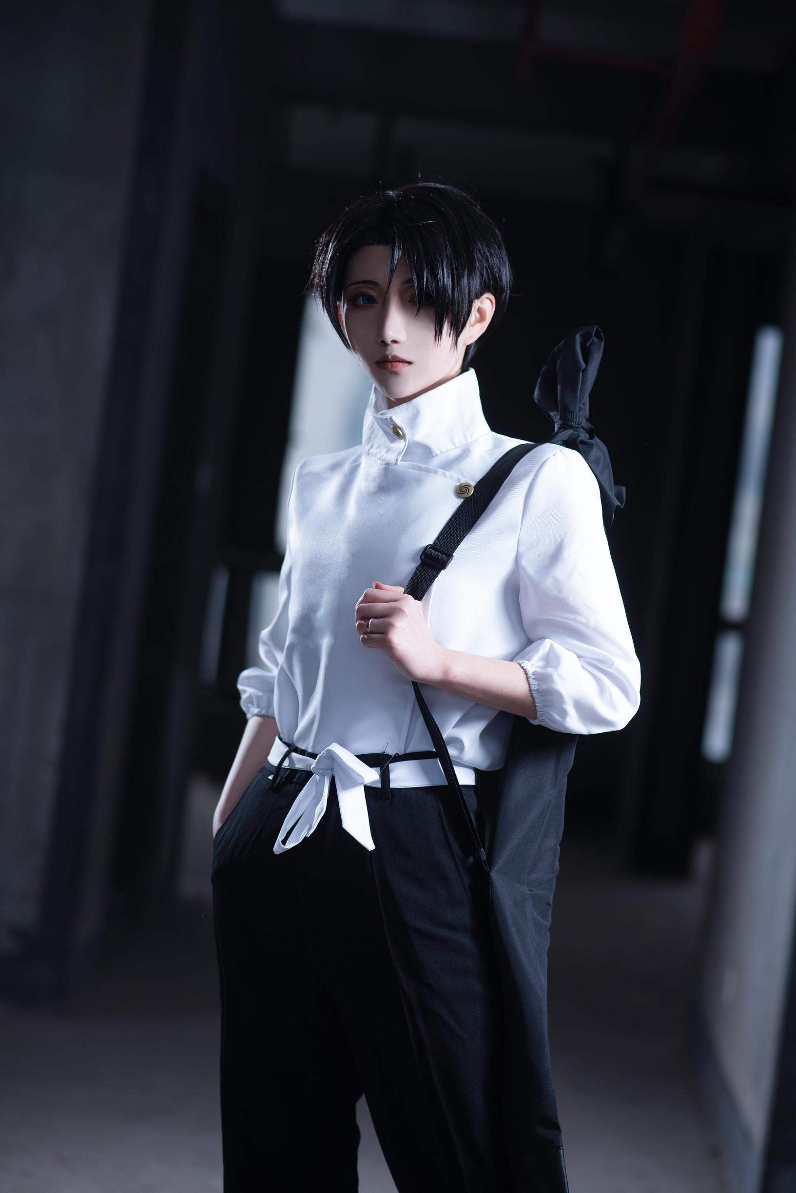 《咒术回战》正片cosplay【CN:物部弥生】-第8张