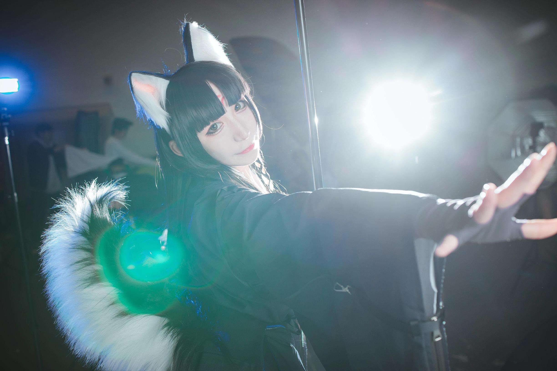 《明日方舟》漫展cosplay【CN:COSER赤瞳_菌】-第10张