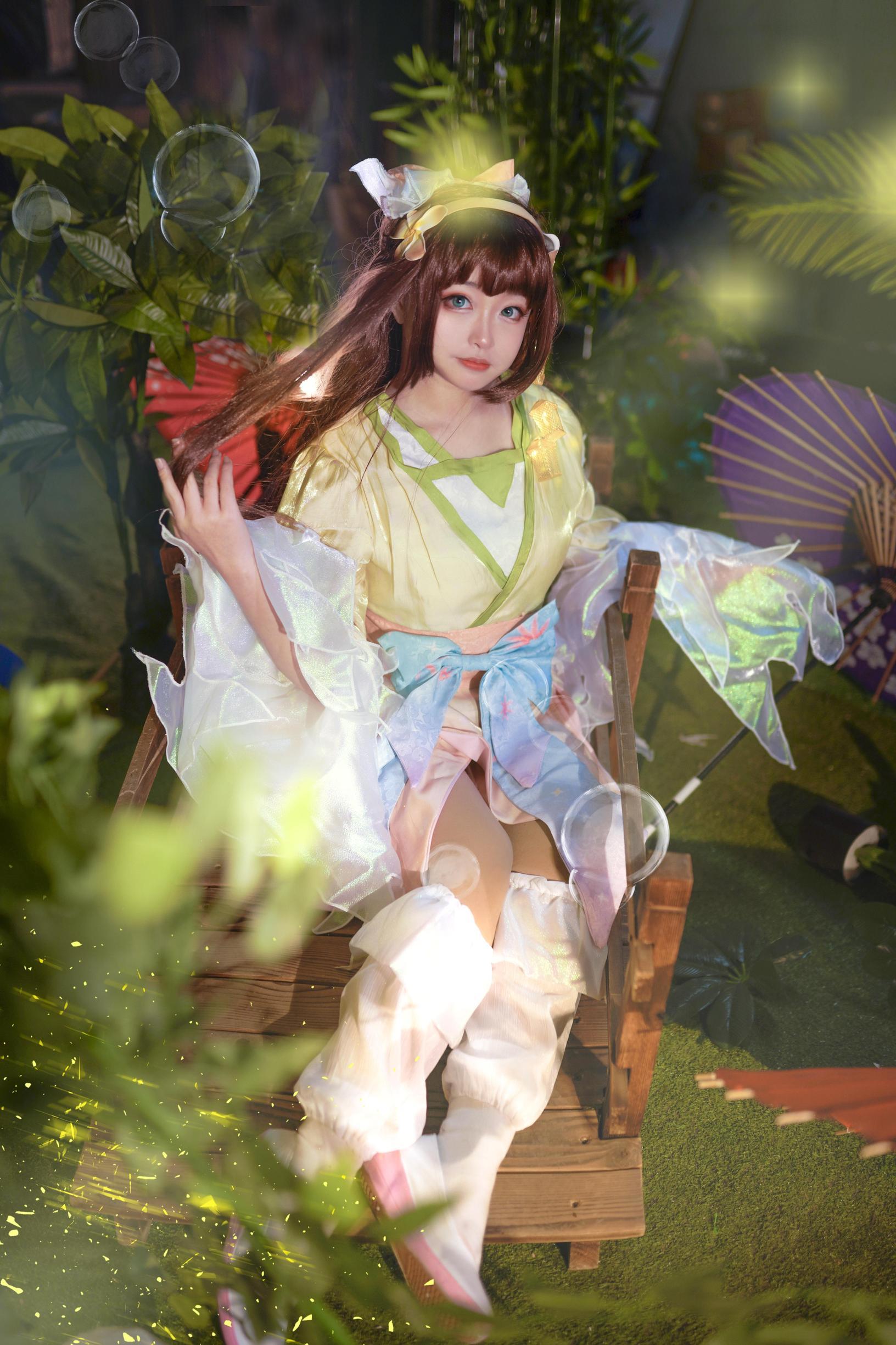 《王者荣耀》正片cosplay【CN:暝儿小短腿】-第2张