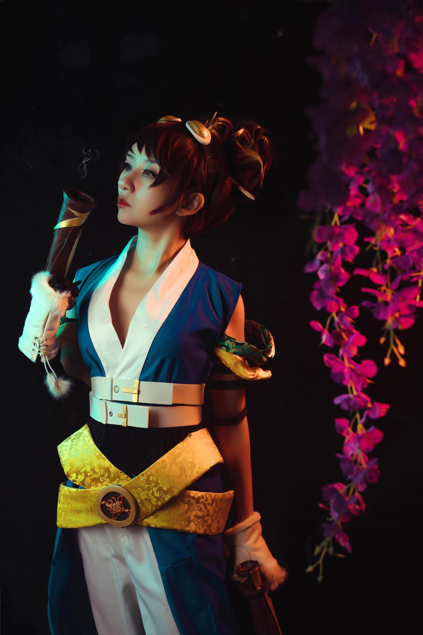《地下城与勇士》凯丽cosplay【CN:雪瞳】-第7张