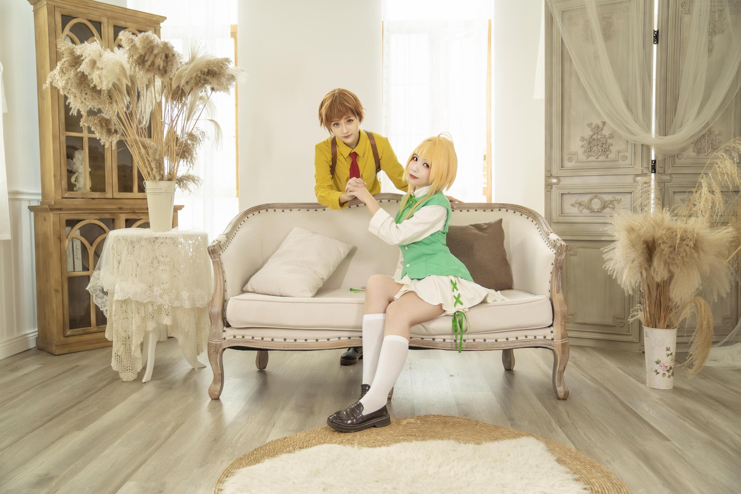 《魔卡少女樱》百变小樱cosplay【CN:海鲜君】-第6张