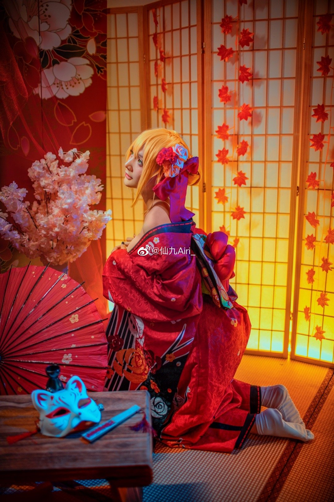 Fate/GrandOrder   尼禄·克劳狄乌斯   @仙九Airi (9P)-第6张