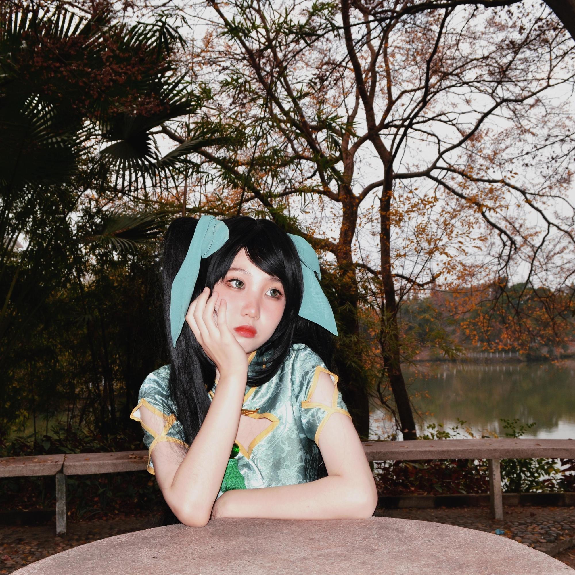 《王者荣耀》孙尚香旗袍cosplay【CN:生姜姜生姜生姜】-第10张