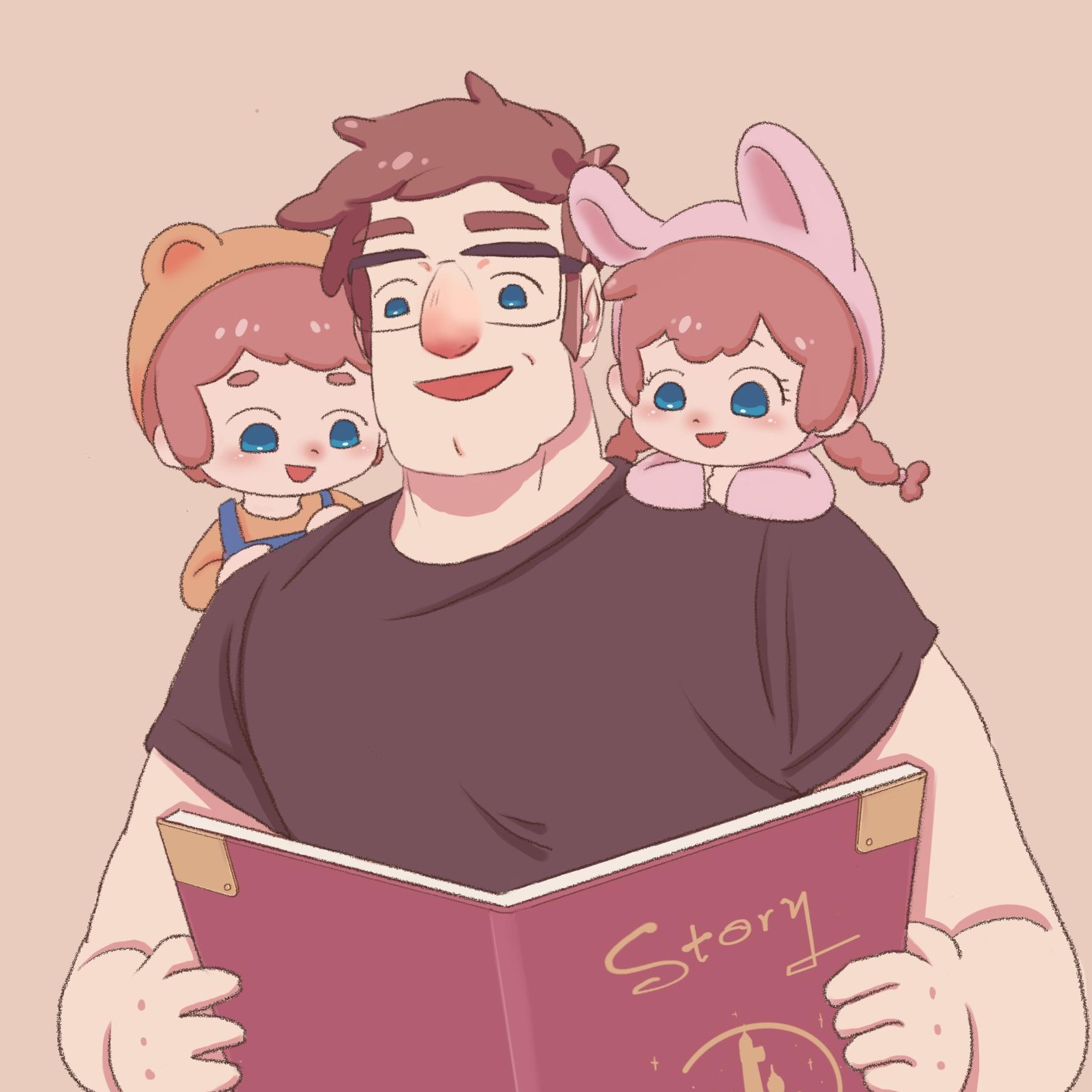 小鱼奶爸日记