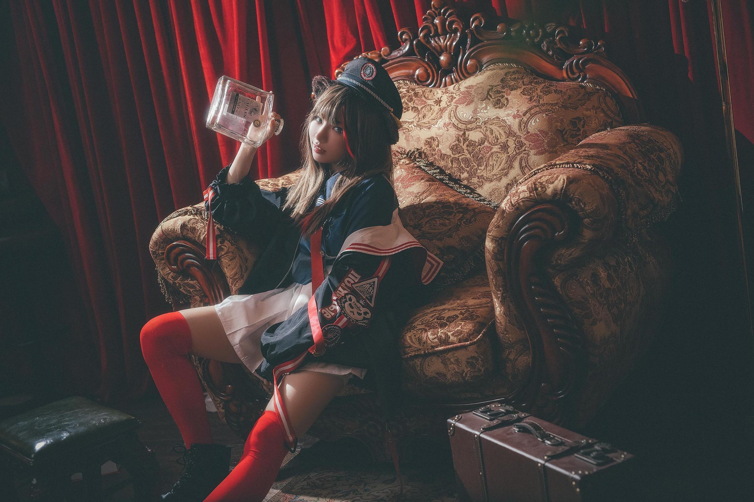 《明日方舟》正片cosplay【CN:春春春子_】-第14张