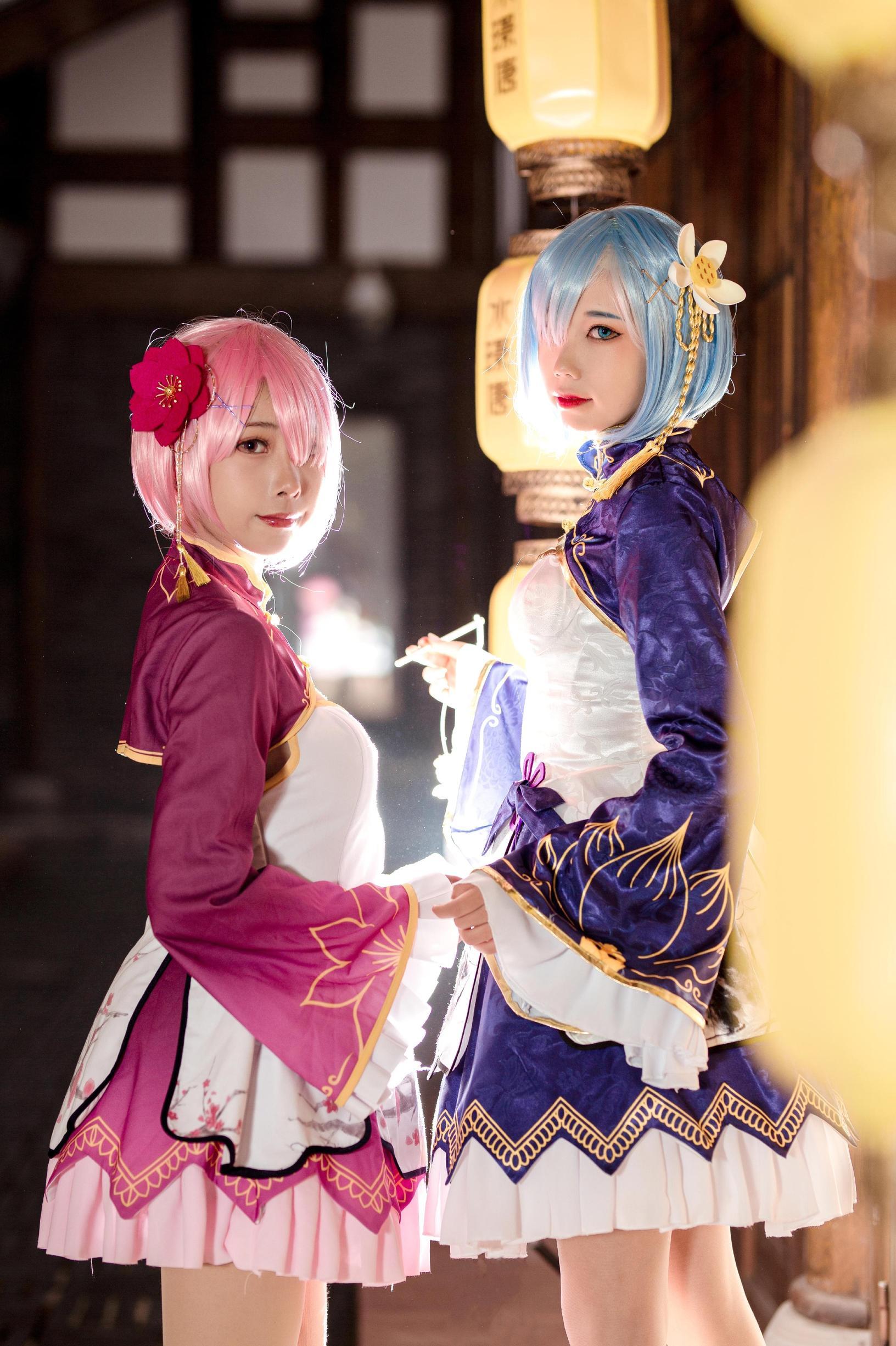 《RE:从零开始的异世界生活》正片cosplay【CN:柒八氿】-第3张