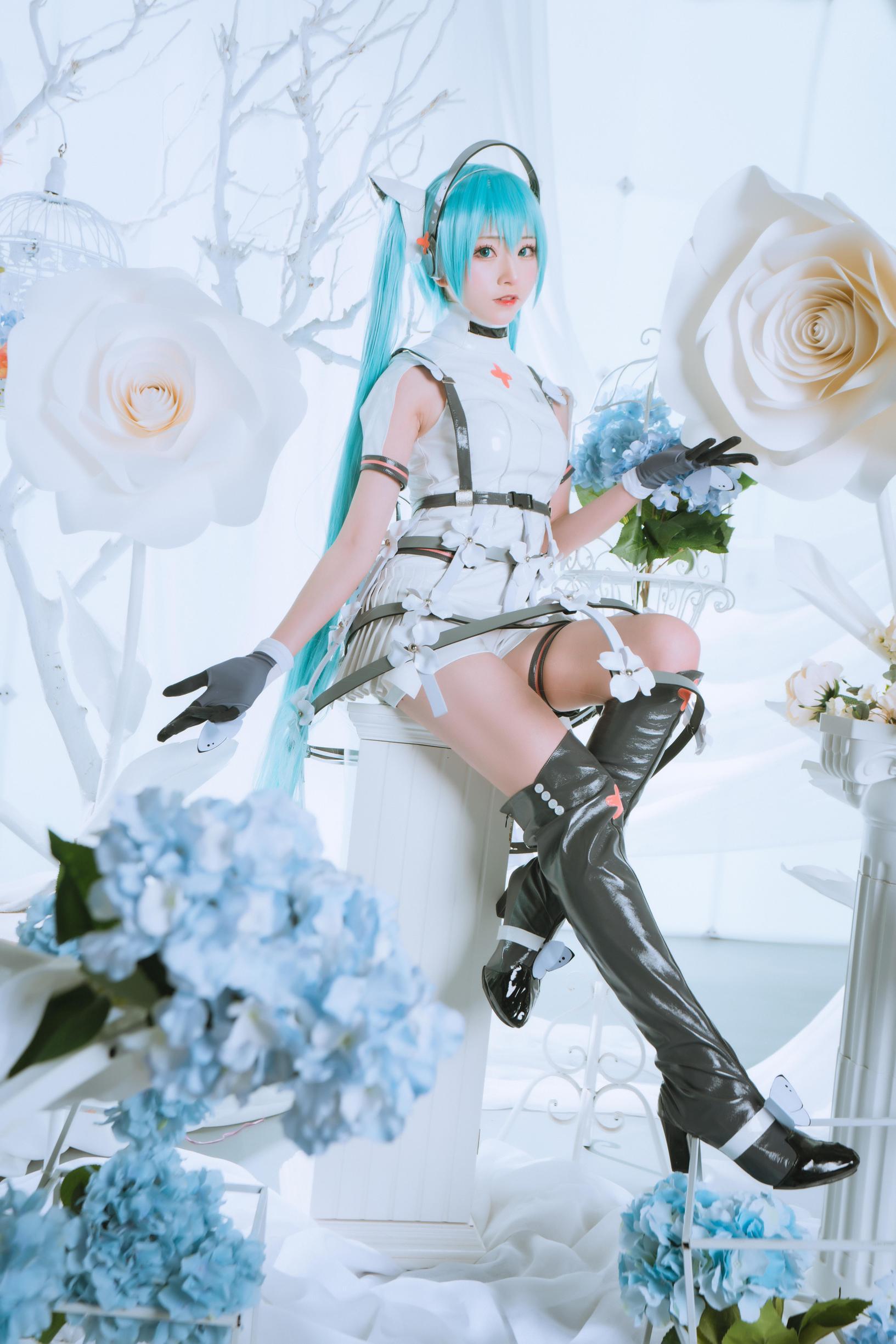少女cosplay【CN:Kitaro_绮太郎】-第22张
