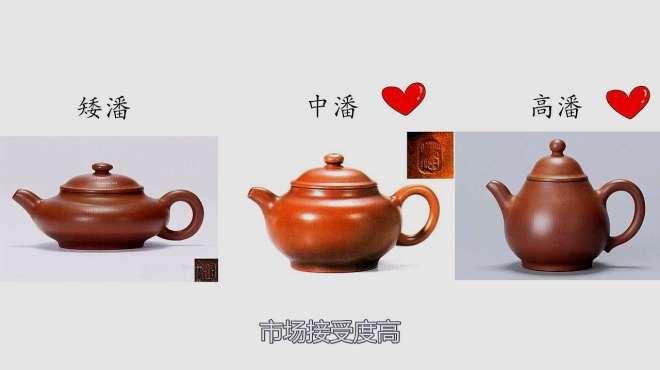 潘壶紫砂壶的特点
