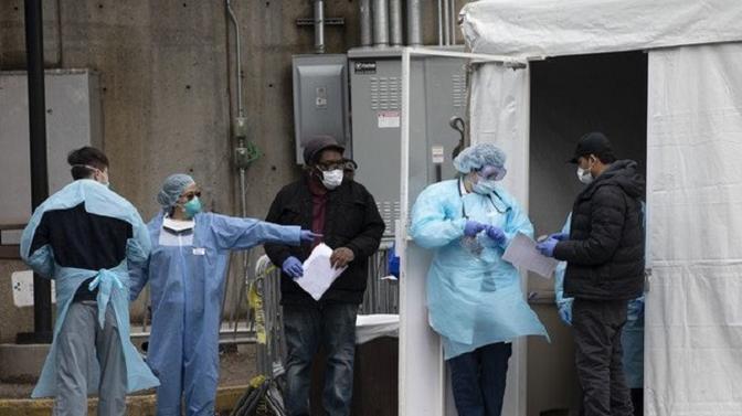 美新冠病毒检测曝出新问题!专家无奈说了实话:检测结果不大准