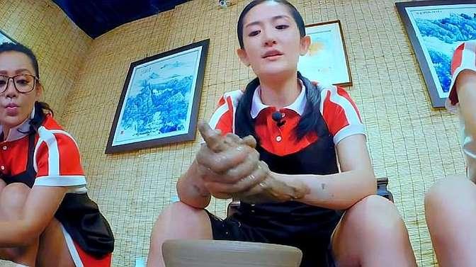 谢娜给张杰做了个铁饭碗,汪涵林青霞集体称赞,太逗了!