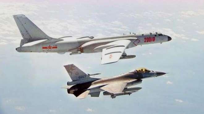 台湾丨时隔三天,台军称解放军战机再次现身台湾西南空域!