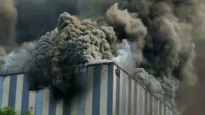 华为在建工地火灾已致3死
