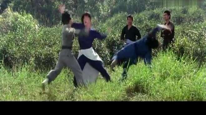 龙拳:为了救师娘,成龙为黑恶势力做事,逼迫良家妇女