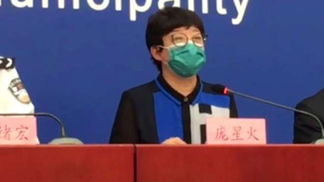 北京大兴区一名60岁女子确诊 前4次核酸检测为阴性