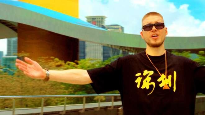 """外国Rapper自称""""深圳人"""":《深圳的故事》Scor奥熙"""