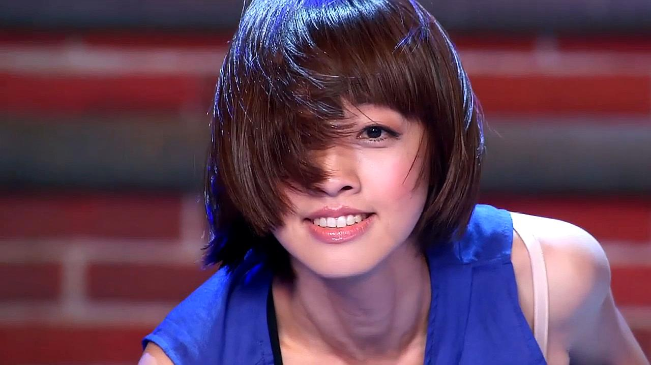 中国好舞蹈:台湾女孩上好舞蹈,表演精彩舞蹈,引观众喝彩