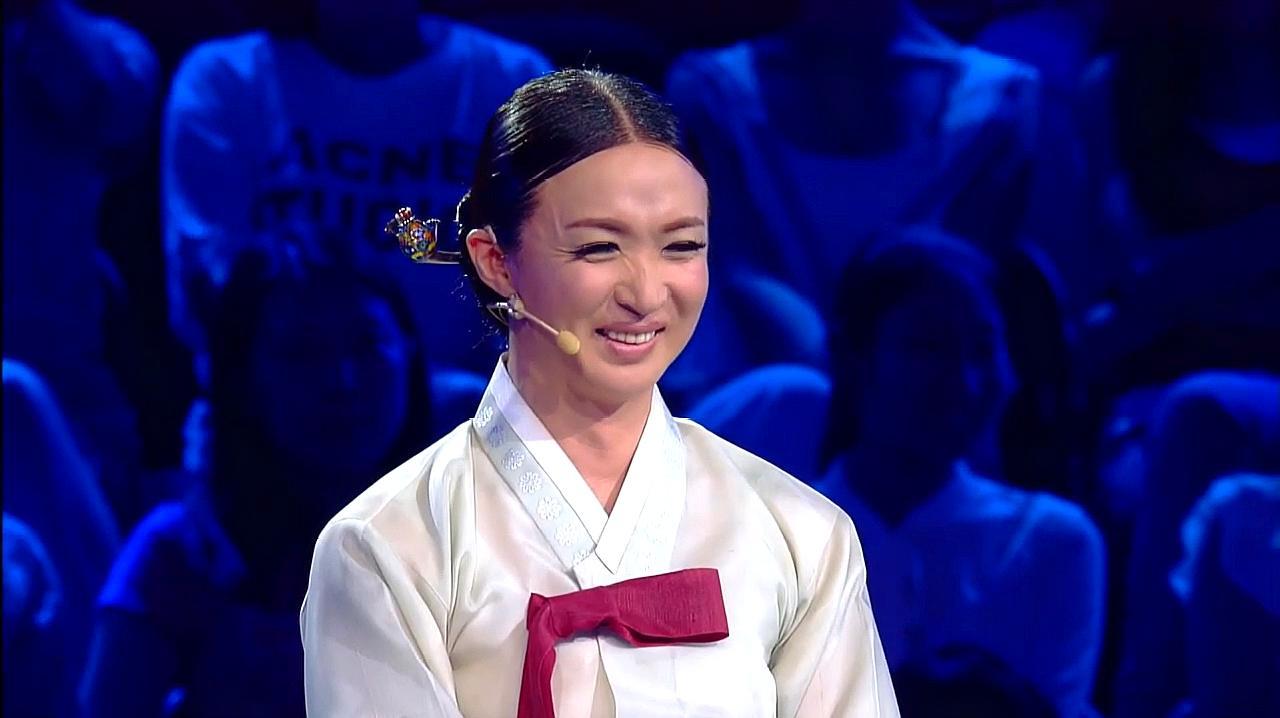 中国好舞蹈:金星团队学员龚雪,即兴表演精彩街舞,引观众惊奇