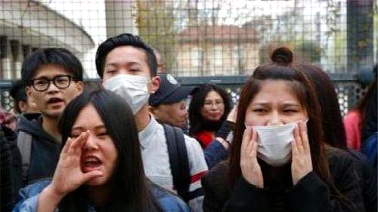 美籍华人终于袒露心声,我们是中国人,我们想回国!