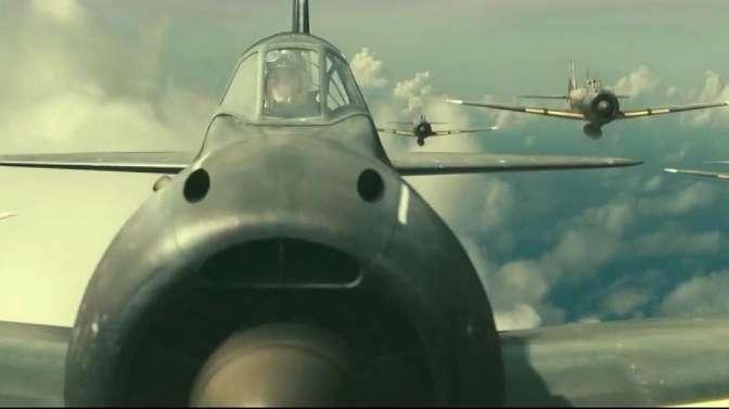 永远的0:这才是精彩的二战海空战电影,无处降落的零式战机