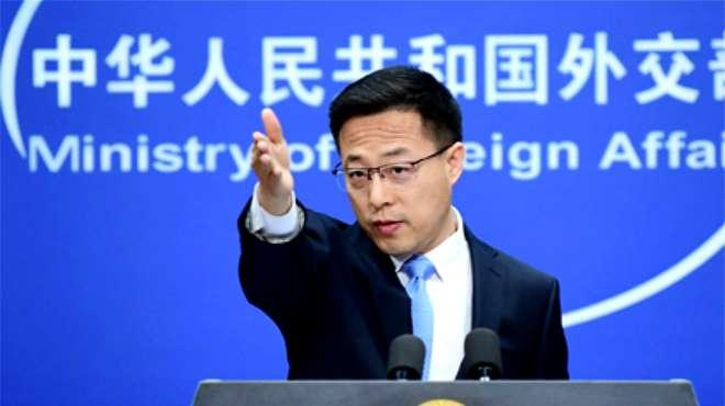 赵立坚驳斥蓬佩奥涉港国安法言论:天天撒谎造谣 暴露了四点无知