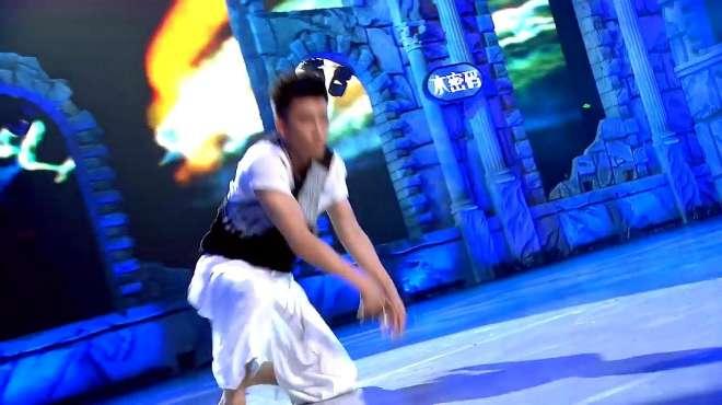 中国好舞蹈:好舞蹈学员对抗赛,陶醉表演精彩街舞,赢观众掌声