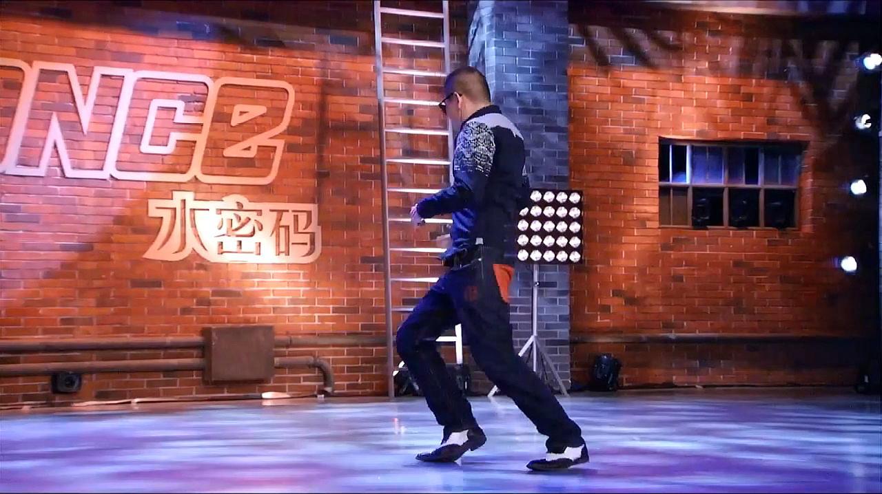 中国好舞蹈:观众席上失明小伙壮壮,上台表演精彩街舞,惊艳好看