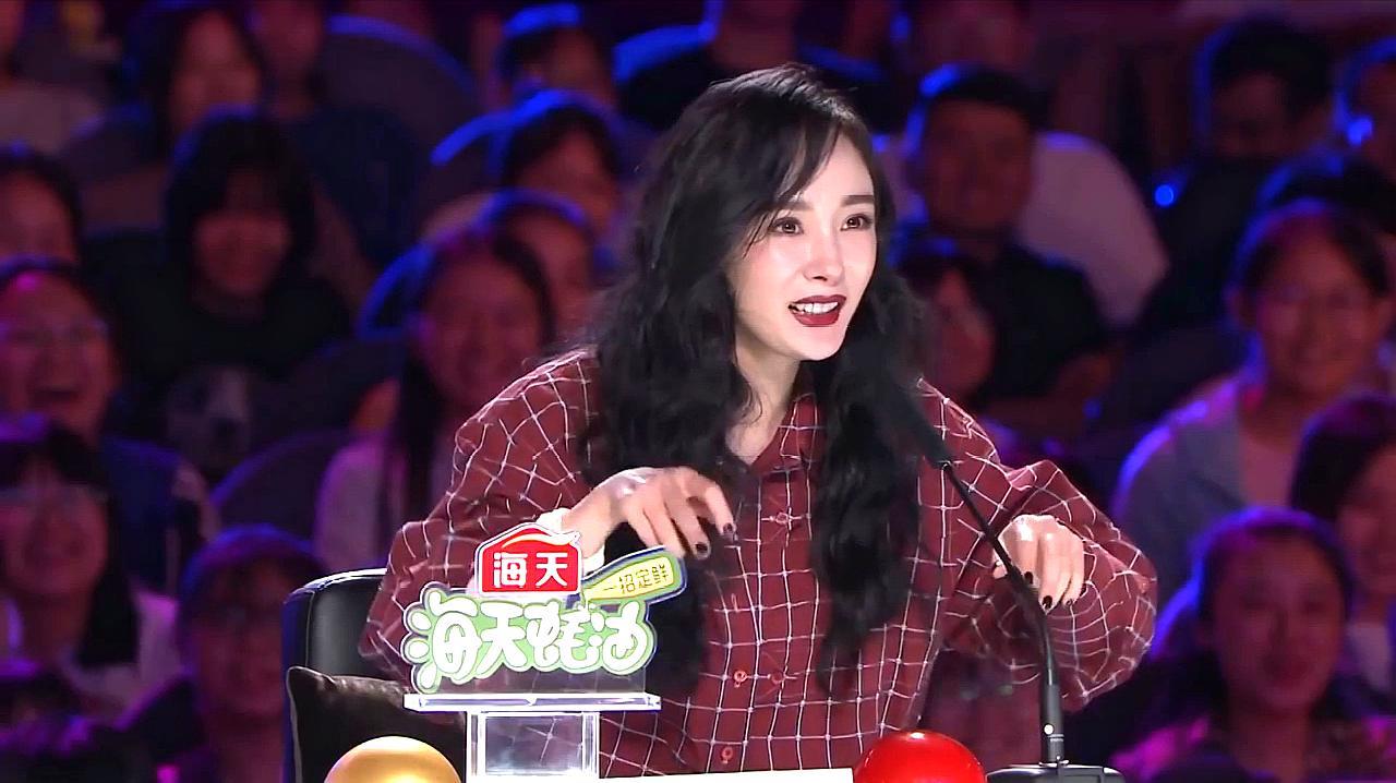 中国达人秀:陕西胖女孩上达人秀,跳快乐街舞,逗乐杨幂