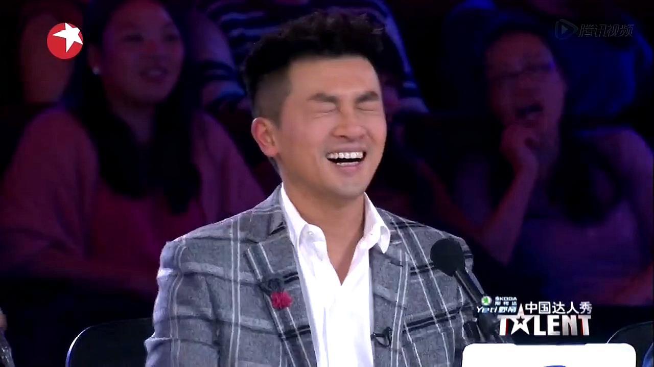 中国达人秀:南关村农民上达人秀,表演精彩跑跷舞,逗乐苏有朋