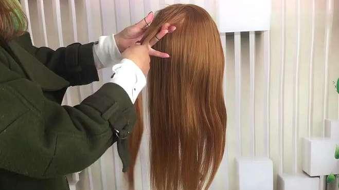 简单的长发编发教程:教你怎么扎头发才好看