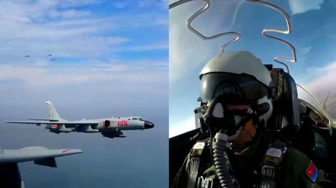 19架解放军战机进入台湾空域?70秒看:国防部、东部战区连续表态