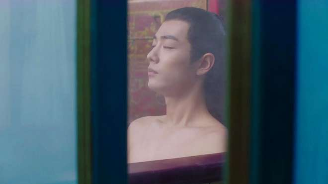 哦!我的皇帝陛下:美女又在偷看霸道王爷洗澡犯花痴,爆笑来袭!